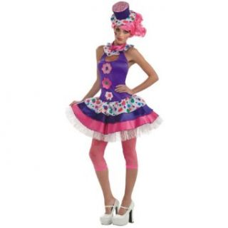 Jellybean Clown Adult Costume Clothing