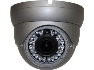 "700 TV Line Infrared 1/3"" Sony CCD Effio E Saber CCTV Varifocal Dome Camera 2.8mm~12mm  Camera & Photo"
