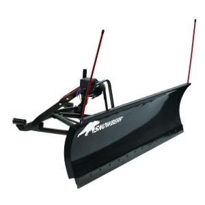 SNOWBEAR Heavy Duty 72 in. x 19 in. Snow Plow for John Deere Gator, Kaboda, ATVs, or Suzuki Sidekick 324 110