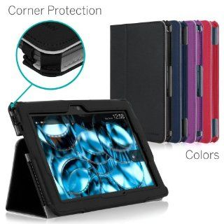 [CORNER PROTECTION] CaseCrown Bold Standby Pro Case (Black) for 2013 All New  Kindle Fire HDX 7 Inch Tablet (NOT for 2012 Kindle Fire HD 7) with Sleep / Wake, Hand Grip, Corner Protection, & Multi Angle Viewing Stand Kindle Store