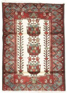 2.7 x 3.8 Rectangular Handmade Knotted Persian New Area Rug From Iran/Persia   46637