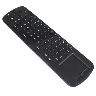 2.4G 2.4GHz Mini Fly Air Mouse Wireless Keyboard for Google Android Mini Smart PC TV BOX (RC12) Computers & Accessories