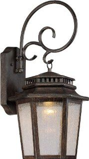 Minka Lavery 8273 A357 L, Wickford Bay Cast Aluminum Outdoor Wall Sconce Lighting, Iron   Wall Porch Lights