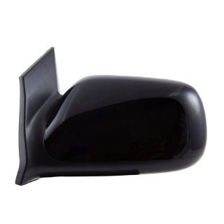 CarPartsDepot 367 201330 01, Power Heated Rear View Side Mirror Assembly 2Dr L/H Automotive