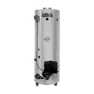 Ao Smith Btp 370a Conservationist Commercial Tank Type Water Heater Nat Gas 75 Gal. 370000 Btu