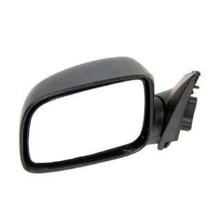 2004 2012 Chevrolet/Chevy Colorado & GMC Canyon, 2006 Isuzu i 280/i 350 & 2007 2008 Isuzu i 290/i 370 Manual Textured Black Folding Rear View Mirror Left Driver Side (2004 04 2005 05 2006 06 2007 07 2008 08 2009 09 2010 10 2011 11 2012 12) Automot