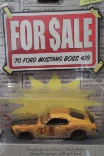 For Sale 1970 Ford Mustang Boss 429 164 Die Cast