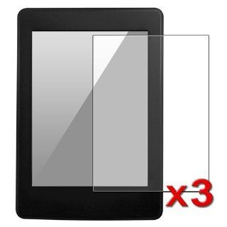 eForCity 3 x Anti glare Screen Protectors Compatible with  Kindle Paperwhite Computers & Accessories