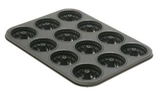 Kaiser Bakeware Mini Bundt Muffin Pan Kitchen & Dining