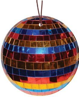 Pool Ball Design Round Glass Christmas Tree Ornament Suncatcher   Affordable Gift for your Loved One Item #CFS GO 427