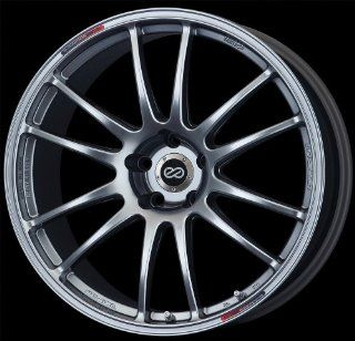 "Enkei GTC01  Racing Series Wheel, Hyper Black (19x8.5""   5x114.3/5x4.5, 42mm Offset) One Wheel/Rim Automotive"
