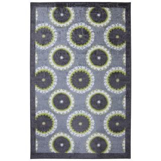 Mohawk Home Rotunda Medallion 8 ft. x 10 ft. Area Rug 380380
