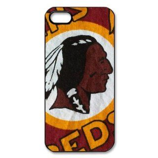 Unique Design New Style Washington Redskins Team Logo Iphone 5 5S Case Cell Phones & Accessories