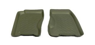1999 2004 Jeep Grand Cherokee WJ Custom Fit Front Floor Mats   Floor Liners in Gray Automotive