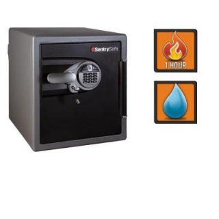 SentrySafe Fire Safe 1.2 cu. ft. Water Resistant Biometric Lock DSW3930
