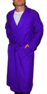 Polo Ralph Lauren Purple Label Mens Cashmere Bath Robe Italy Small at  Men�s Clothing store