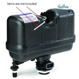 Flushmate M 101526 F31 FM III 503 Pressure Assist tank without trip rod for most OEM 2 piece toilets using Flushmate rod not included   Toilet Water Tanks