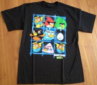 Angry Birds SPACE LIMITED EDITION T Shirt Size18