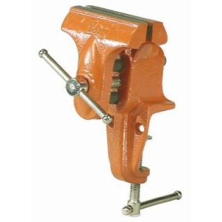 Pony 2 1/2 in. Light Duty Clamp On Vise 13025