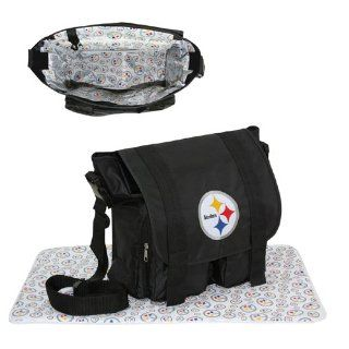 Pittsburgh Steelers Nfl Sitter Baby Diaper Bag