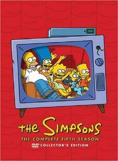 The Simpsons   The Complete Fifth Season collector's ed [DVD] [1993] Dan Castellaneta, Nancy Cartwright, Julie Kavner, Yeardley Smith, Harry Shearer, Hank Azaria, Pamela Hayden, Tress MacNeille, Karl Wiedergott, Maggie Roswell, Marcia Wallace, Russi T