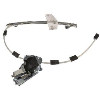 Dorman 741 526 Front Driver Side Replacement Power Window Regulator with Motor for Jeep Liberty Automotive