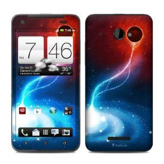 Black Hole Design Protective Decal Skin Sticker (High Gloss Coating) for HTC Droid DNA Cell Phone Cell Phones & Accessories