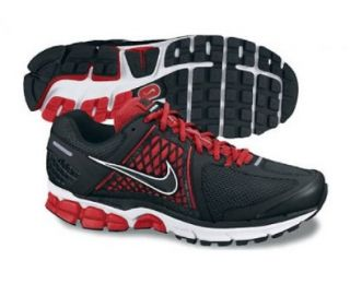 Nike Zoom Vomero 6 Black/Red/White Running Trainers Work/Gym Sneakers Men Shoes (11) Shoes