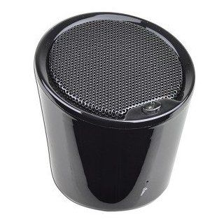 Hype Slice HY 521 BT Portable Mini Bluetooth v20 Speaker w Built in Microphone Black Great for iPhones & iPads Computers & Accessories