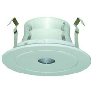 Design House 4 in. Recessed Lighting White Pinhole Trim with Aluminum Reflector 517235