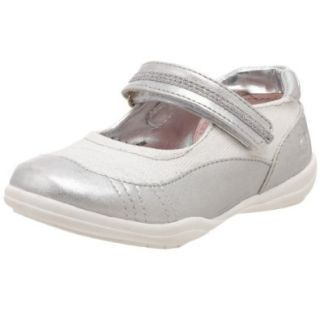 Kenneth Cole REACTION Toddler/Little Kid Sunsational 2 Mary Jane,Silver,9 M US Toddler Shoes
