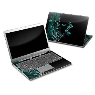 Aqua Tranquility Design Protective Decal Skin Sticker for Samsung Series 5 14 inch Ultrabook PC 530U4B A01 Computers & Accessories