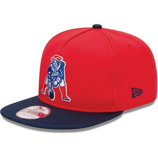 NEW ERA Mens New England Patriots NFL Team Flip A Frame 9FIFTY Snapback Cap