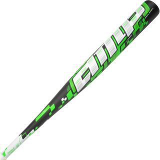 WORTH 2014 Amp Adult Slowpitch Softball Bat   Size 34 / 26oz, Black/green