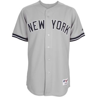 Majestic Athletic New York Yankees Big & Tall Authentic On Field Road Jersey