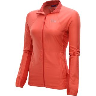 MOUNTAIN HARDWEAR Womens DryRunner Jacket   Size Xl, Melon