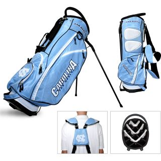 Team Golf University of North Carolina Tar Heels Fairway Stand Golf Bag