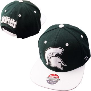 Zephyr Michigan State Spartans Refresh 32/5/619 Adjustable Hat (MCSRFS0010)