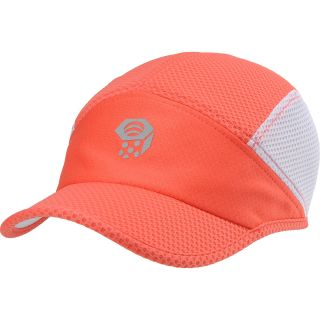 MOUNTAIN HARDWEAR Womens Carinae Running Cap   Size Large, Melon