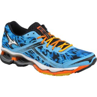 MIZUNO Mens Wave Creation 15 Running Shoes   Size 7, Aquarius