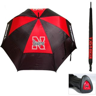 Team Golf University of Nebraska Cornhuskers Double Canopy Golf Umbrella