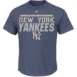 MAJESTIC ATHLETIC Mens New York Yankees Call The Bullpen Short Sleeve T Shirt