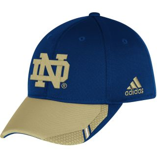 adidas Mens Notre Dame Fighting Irish Sideline Coaches Flex Cap   Size S/m,