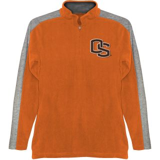 T SHIRT INTERNATIONAL Mens Oregon State Beavers BF Conner Quarter Zip Jacket