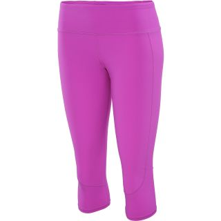 UNDER ARMOUR Womens Run Stretch Woven 17 Capris   Size Large,
