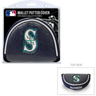 Team Golf MLB Seattle Mariners Mallet Putter Cover (637556974310)