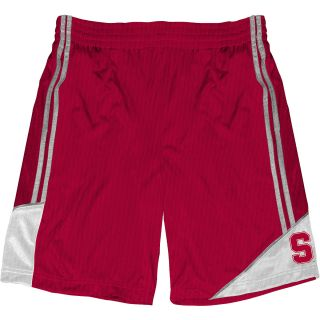 T SHIRT INTERNATIONAL Mens Stanford Cardinals Pyramid Shorts   Size Large,