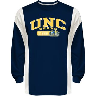 T SHIRT INTERNATIONAL Mens Northern Colorado Bears Rocket Long Sleeve T Shirt