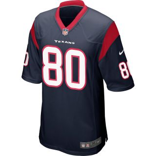 NIKE Youth Houston Texans Andre Johnson Game Team Color Jersey   Size Xl