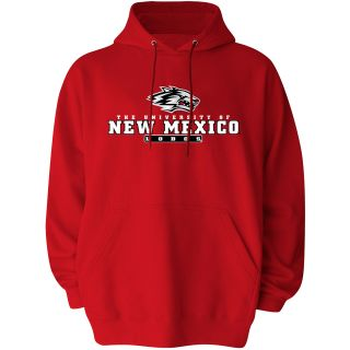 T SHIRT INTERNATIONAL Mens New Mexico Lobos Reload Pullover Hoody   Size Xl,